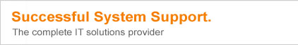 Successful System Support